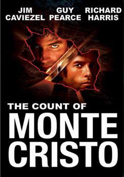 DVD The Count Of Monte Cristo Book