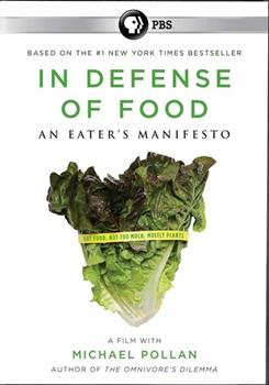 DVD In Defense of Food: An Eater's Manifesto Book