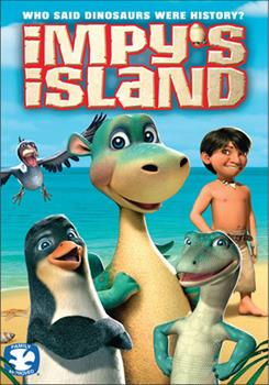 DVD Impy's Island Book