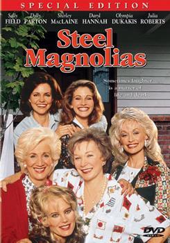 DVD Steel Magnolias Book