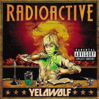 Vinyl Radioactive Book