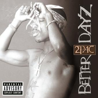 Music - CD Better Dayz (2 CD) Book