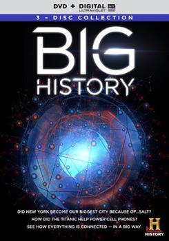 DVD Big History Book