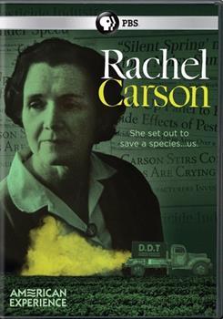 DVD American Experience: Rachel Carson Book