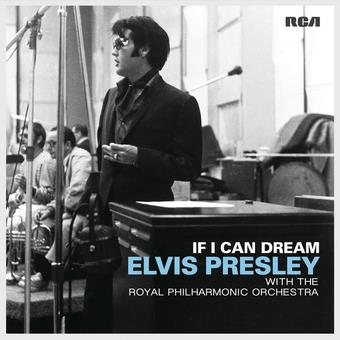 Vinyl If I Can Dream: Elvis Presley With The Royal Philh Book
