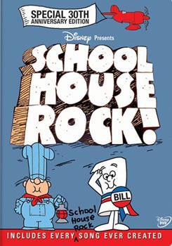 DVD Schoolhouse Rock! Book