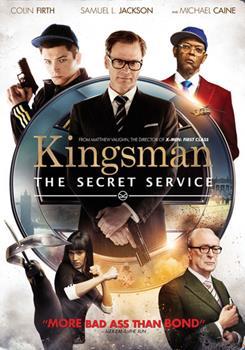 DVD Kingsman: The Secret Service Book
