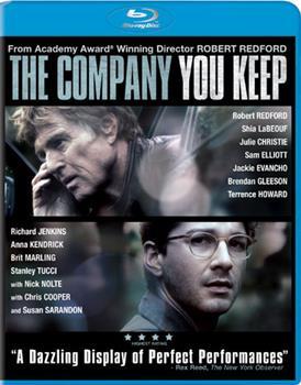 Blu-ray The Company You Keep Book