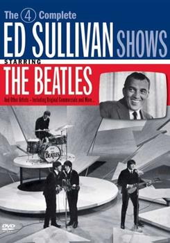 DVD The Complete Ed Sullivan Shows Featuring The Beatles Book