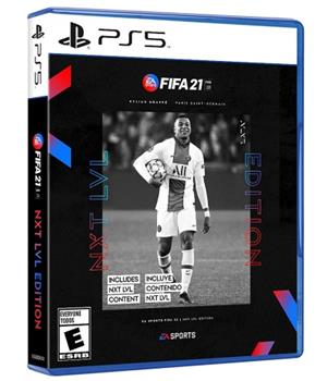 Game - Playstation 5 FIFA 21 Next Level Edition Book