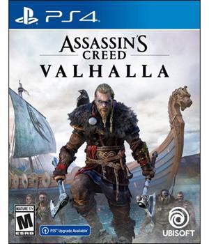 Game - Playstation 4 Assassins Creed Valhalla (Replen) Book