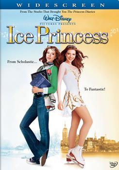 DVD Ice Princess Book