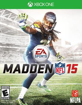 Game - Xbox One Madden NFL 15 Book