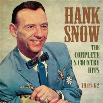 Music - CD Hank Snow: Complete U.S. Country Hits: 1949-1962 Book