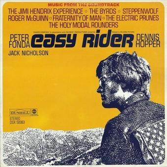 Vinyl Easy Rider (OST) Book