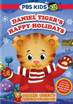 DVD Daniel Tiger's Neighborhood Book