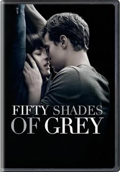 DVD Fifty Shades of Grey Book