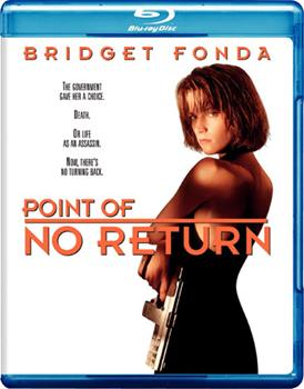 Blu-ray Point Of No Return Book