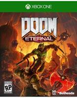 Doom Eternal Book Cover