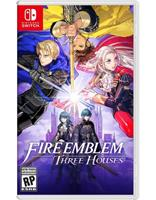 Fire Emblem: Three Houses Book Cover