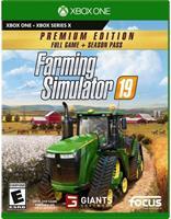 Farming Simulator 19 Premium Edition Book Cover
