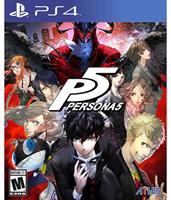 Persona 5 - PlayStation 4 Standard Edition