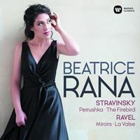 Ravel/Stravinsky: Miroirs La Valse/Petrushka
