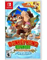 Donkey Kong Country: Tropical Freeze Book Cover