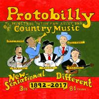 Protobilly: The Minstrel And Tin Pan Alley Dna Of