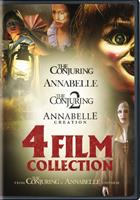 The Conjuring / Annabelle 4-Film Collection