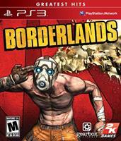 Borderlands - Playstation 3 Book Cover