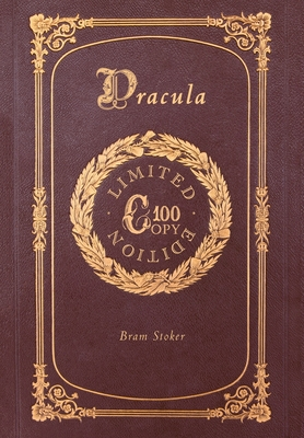 Dracula (100 Copy Limited Edition) 1772267074 Book Cover