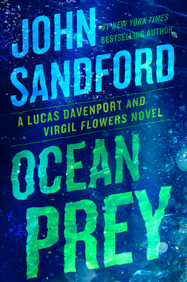 Ocean Prey - Book #31 of the Lucas Davenport