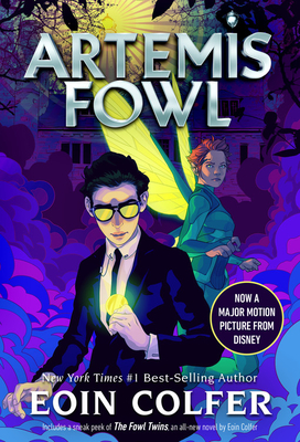 Artemis Fowl - Book #1 of the Artemis Fowl