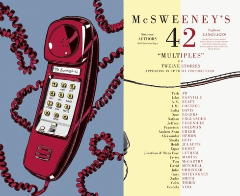McSweeney's #42 - Book #42 of the McSweeney's Quarterly Concern