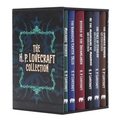 The H. P. Lovecraft Collection: Deluxe 6-Volume... 1784288608 Book Cover