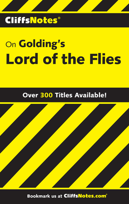 Cliffsnotes on Golding's Lord of the Flies 0764585975 Book Cover