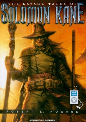 The Savage Tales of Solomon Kane 1400162289 Book Cover
