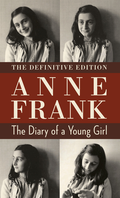 The Diary of a Young Girl: The Definitive Edition B006U1MFT2 Book Cover