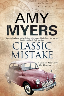 Classic Mistake - Book #4 of the Jack Colby, Car Detective