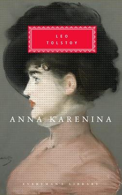 Anna Karenina 0679410007 Book Cover