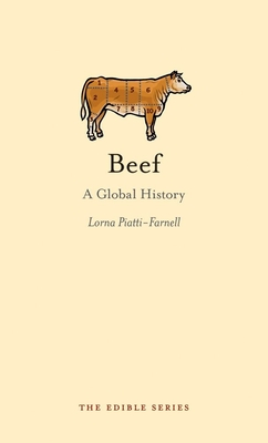 Beef: A Global History - Book  of the Edible Series