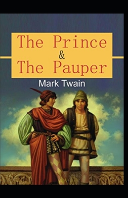 The Prince and the Pauper [Large Print] B09DDYVM5J Book Cover