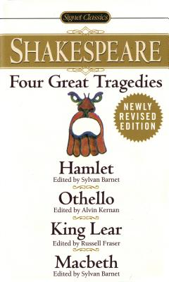 Four Great Tragedies: Hamlet; Othello; King Lea... 0451527291 Book Cover