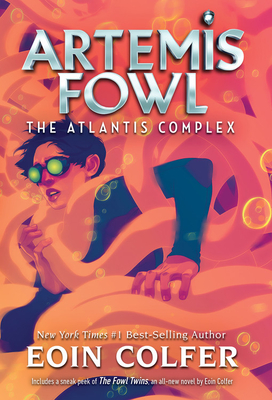 The Atlantis Complex - Book #7 of the Artemis Fowl