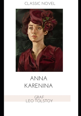 Anna Karenina B08P3H11ZF Book Cover