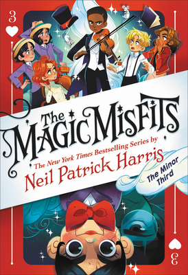 The Minor Third - Book #3 of the Magic Misfits