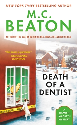 Death of a Dentist B00451ZNVG Book Cover