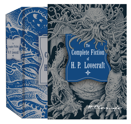 The Complete Fiction of H.P. Lovecraft 1631060015 Book Cover