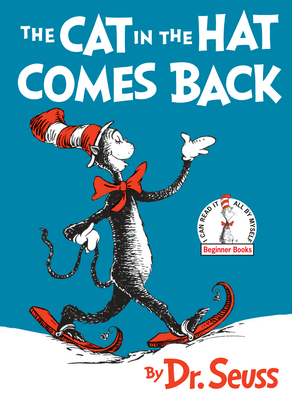 The Cat in the Hat Comes Back - Book  of the Cat in the Hat